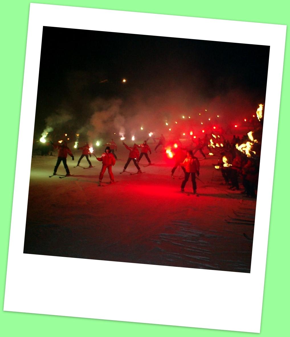 ficcolata _ski college selletta maestri di sci