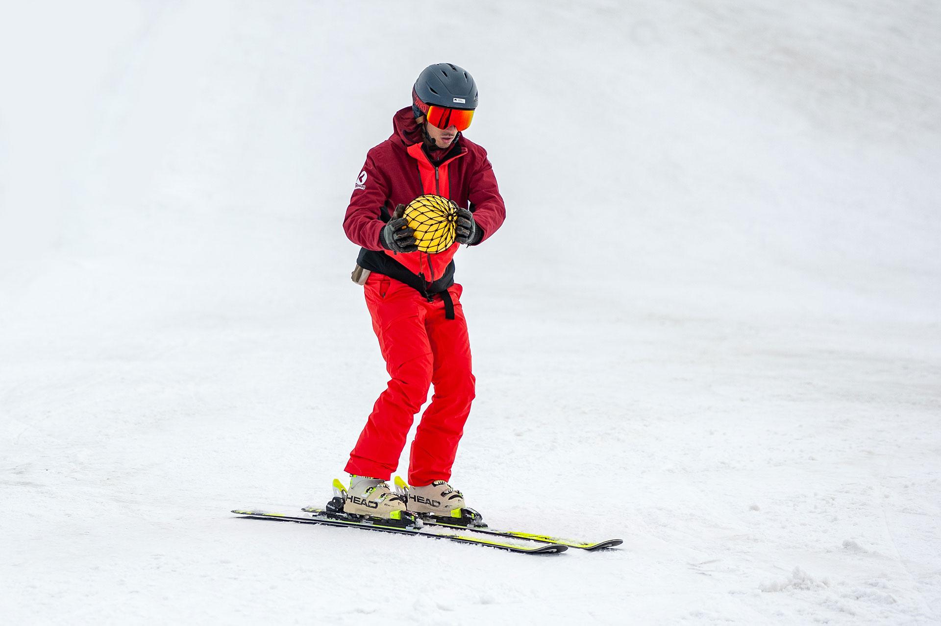 ski training palla
